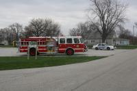 4/14/13 during MVFD Fire Prevention / Safety Breakfast in Mount Ayr