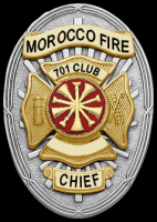 701 Club (701 is departments radio designation for the chief).